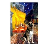 Cafe / G Shepherd Postcards (Package of 8)
