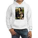 Mona / Labrador Hooded Sweatshirt