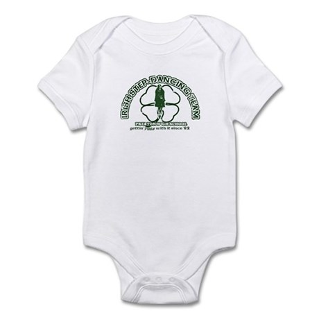 P.H.S. Irish Step-Dancing Infant Creeper