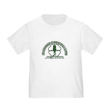 P.H.S. Irish Step-Dancing Toddler T-Shirt