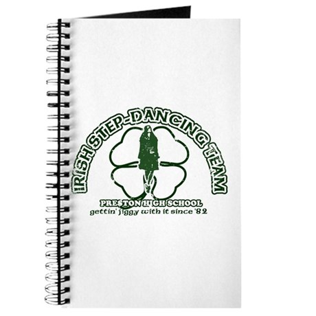 P.H.S. Irish Step-Dancing Journal