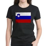 Slovenia Women's Dark T-Shirt