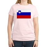 Slovenia Women's Light T-Shirt