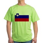 Slovenia Green T-Shirt