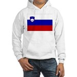 Slovenia Hooded Sweatshirt
