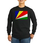 Seychelles Long Sleeve Dark T-Shirt