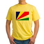 Seychelles Yellow T-Shirt