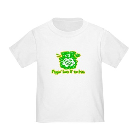 Flippin' Luck O' the Irish Toddler T-Shirt