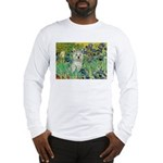 Irises / Westie Long Sleeve T-Shirt
