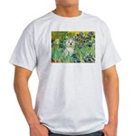 Irises / Westie Light T-Shirt