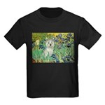 Irises / Westie Kids Dark T-Shirt