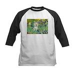 Irises / Westie Kids Baseball Jersey