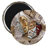 Theater masks 10 Pack