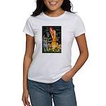 Fairies / G Schnauzer Women's T-Shirt