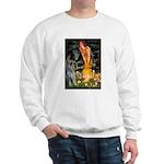 Fairies / G Schnauzer Sweatshirt