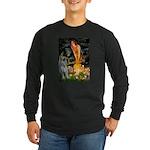 Fairies / G Schnauzer Long Sleeve Dark T-Shirt