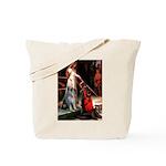 Accolade / G Schnauzer Tote Bag