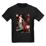 Accolade / G Schnauzer Kids Dark T-Shirt
