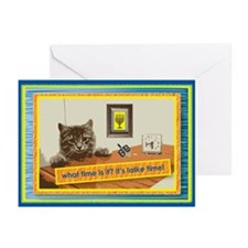 Latke time! Greeting Cards (Pk of 20)