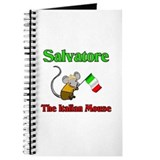 Salvatore The Italian Mouse Journal