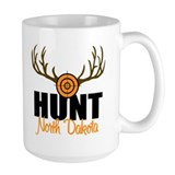 Hunt North Dakota Mug