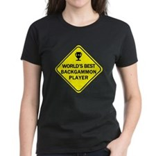 Backgammon Player  Tee