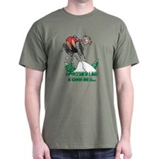 Funny Snowmobile T-Shirt