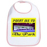 Point Me To The Park Bib