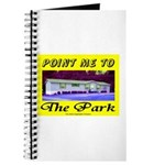 Point Me To The Park Journal
