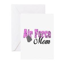 Air Force Mom  Greeting Cards (Pk of 20)