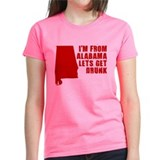 ALABAMA SHIRT ALABAMA HUMOR F Tee