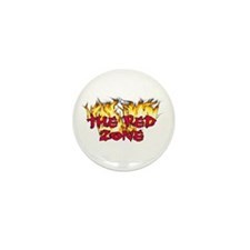 Red Zone Mini Button (100 pack)