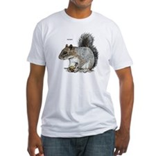 Gray Squirrel Shirt