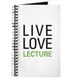 Live Love Lecture Journal