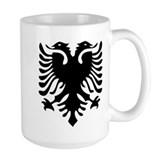 Albanian Eagle Mug