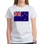 New Zealand Women's T-Shirt