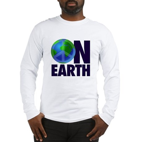 Peace on Earth Long Sleeve T-Shirt