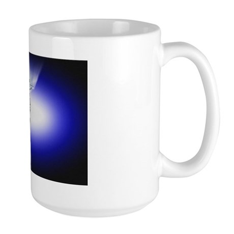 Jesus on Cross Large Mug