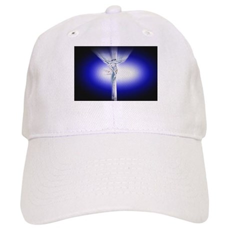 Jesus on Cross Cap