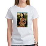 Mona / Chow Women's T-Shirt