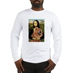 Mona / Chow Long Sleeve T-Shirt