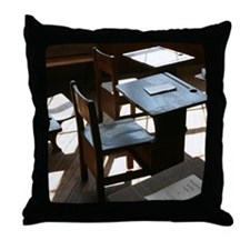 """""""One Room"""" Throw Pillow"""