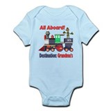 All Aboard Infant Bodysuit