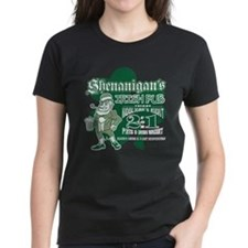 Shenanigan's Irish Pub (dark  Tee