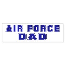 Air Force Dad Bumper Bumper Sticker