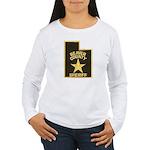 Beaver County Sheriff Women's Long Sleeve T-Shirt