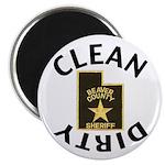Beaver County Sheriff Dishwasher Magnet (100 pack)