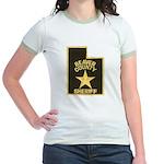 Beaver County Sheriff Jr. Ringer T-Shirt