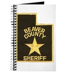 Beaver County Sheriff Journal