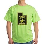 Beaver County Sheriff Green T-Shirt